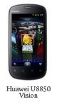 Spesifikasi Huawei U8850 Vision