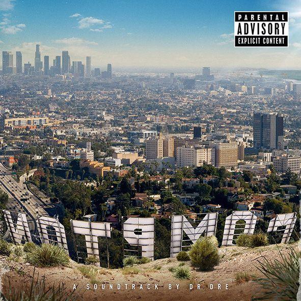 Albumtipp : Compton - das neue Album von Dr. Dre als exklusiver Vorab-Stream bei Apple Music