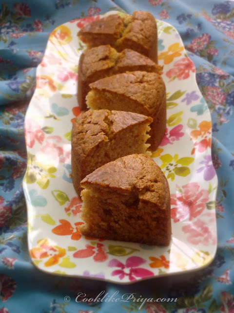 eggless fruit cake recipe