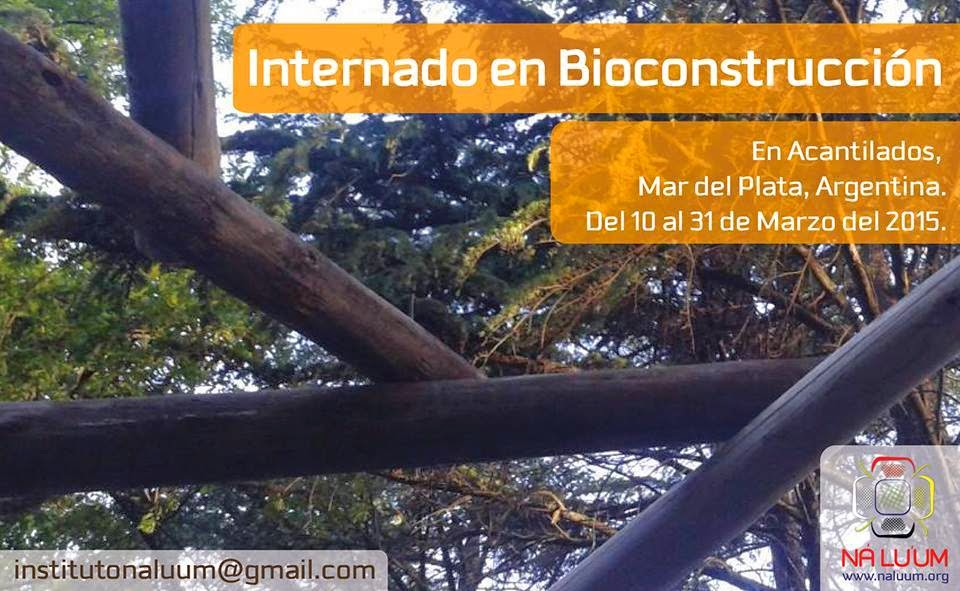 Intermado en Bioconstruccion