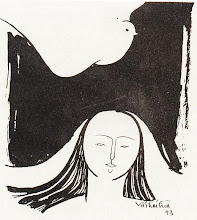 BLACK AND WHITE PAINTINGS - NOIR ET BLANC  PEINTURES (Tranh Trắng Đen)