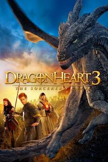 Dragonheart 3: The Sorcerers Curse [2015] + Subtitle