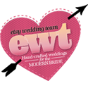 Proud Member Of The Official Etsy Wedding Team
