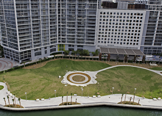 miami circle icon brickell