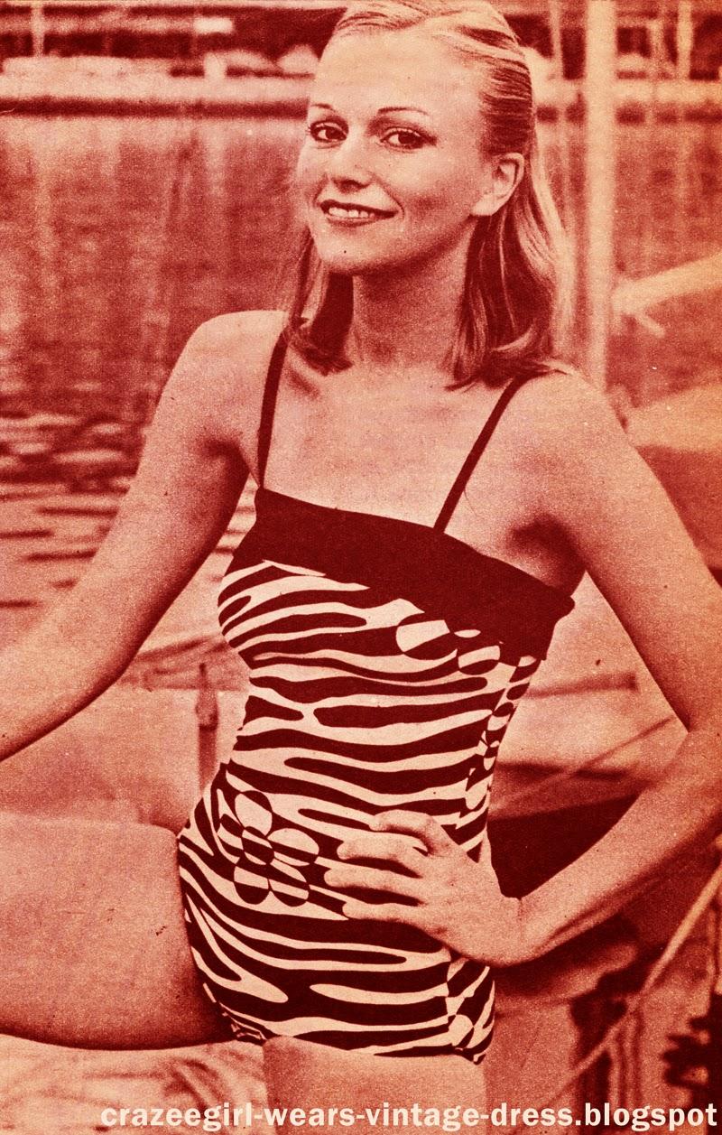 Crazeegirl 39 s world maillot de bain swimsuit 1973 - Maillot de bain des annees 30 ...