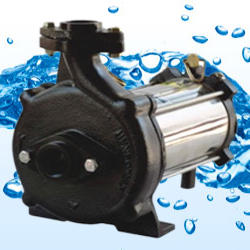 Kirloskar Single Phase Open Well Pump CHOS-518 (0.5HP) Online, India - Pumpkart.com