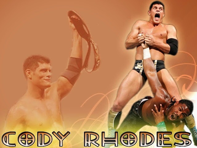 Cody Rhodes Hd Wallpapers Free Download