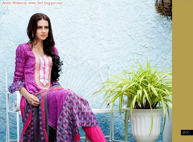 Shariq - Libas Midsummer Embroidered Dresses