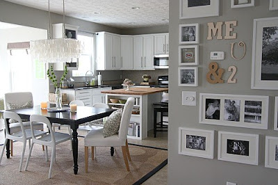 Inspire bohemia delicious dining rooms and nooks part iii for Framed wall art for dining room