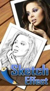 Sketch effects v1.01 / Resim Efekt Programı Symbian