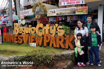Mines View Park Baguio Philippines
