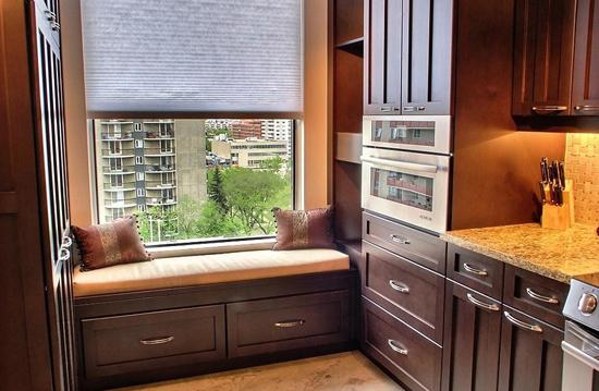 Cozy window seat © Comfree
