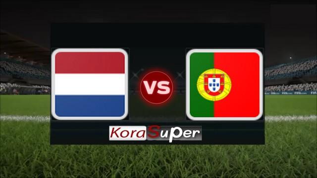 اليوم مشاهدة مباراة البرتغال وهولندا بث مباشر 09-06-2019 الأحد