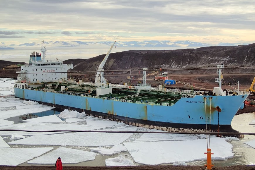 The Maersk Peary