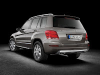 New 2012 Mercedes Benz GLK X204 Restyled Official Picture