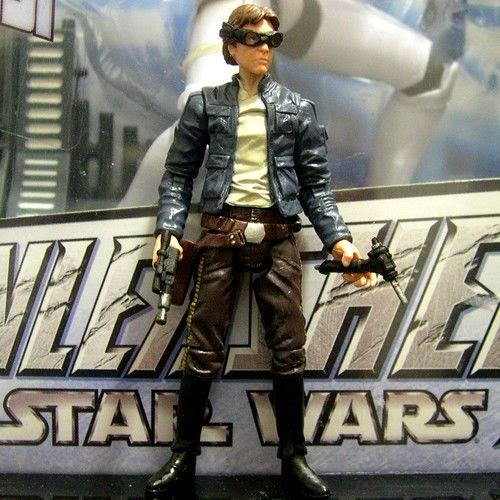 STAR WARS vintage collection HAN SOLO bespin outfit VC50 esb