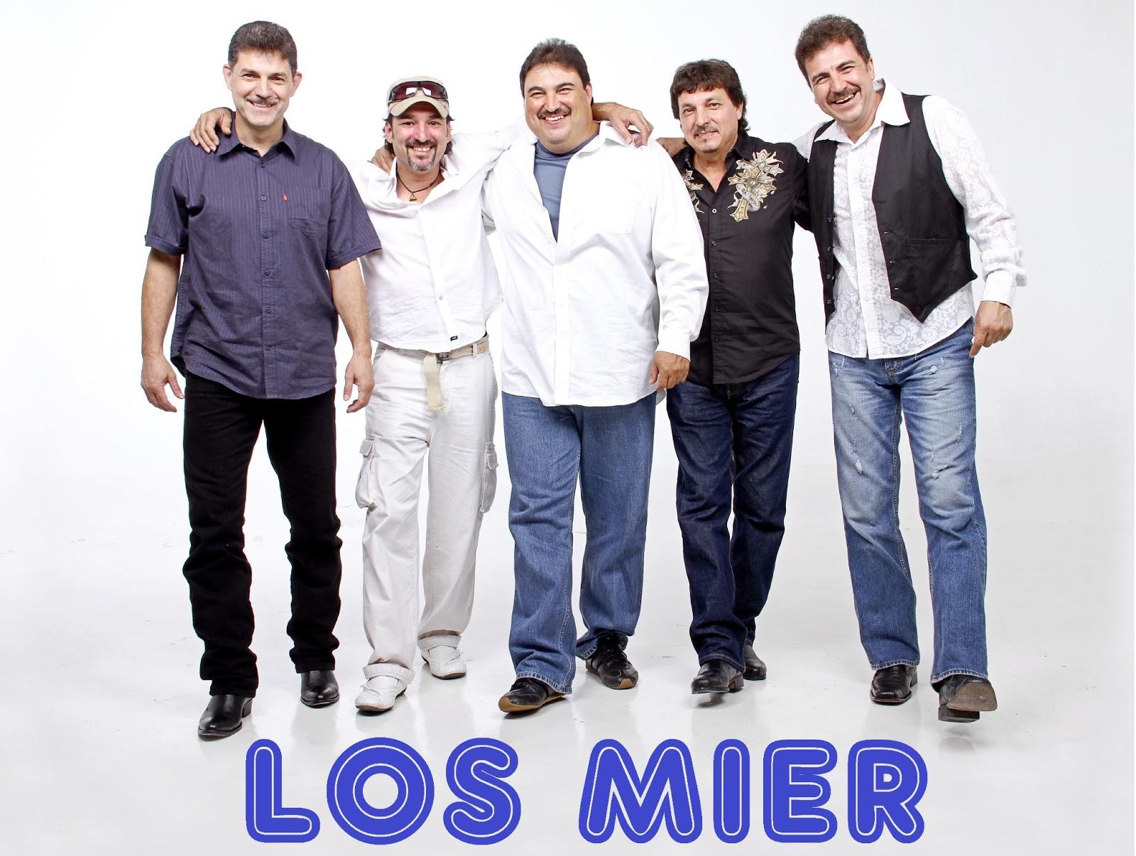 Los Mier Mix De Cumbias