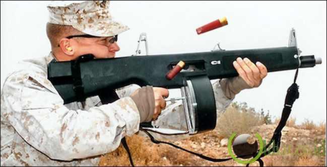 AA12 Atchisson Assault Shotgun