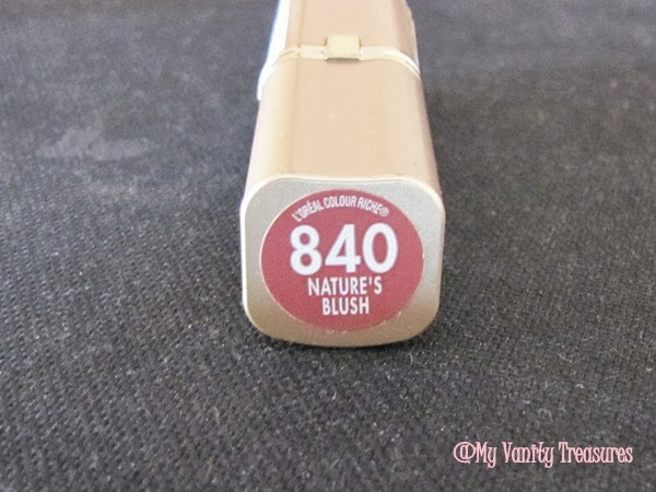 Loreal Color Riche Lipstick Nature's Blush