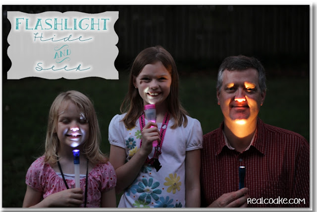 Flashlight Hide & Seek ~ Family Fun from www.realcoake.com