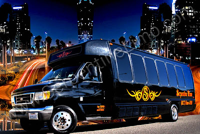 SoCal Party Bus Rentals Los Angeles Limousine Services