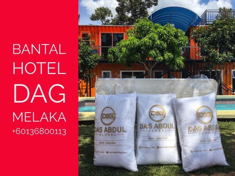 Bantal Hotel DAG Melaka