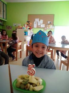 Cumpleaños de Nicolás
