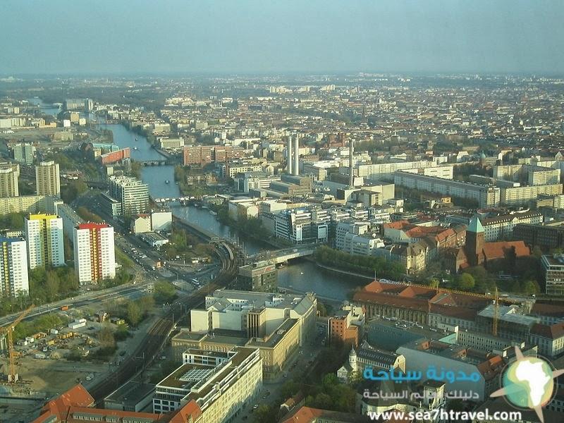 نهر سبري في برلين