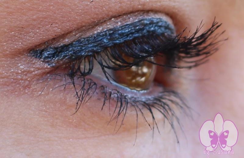 Look eye liner