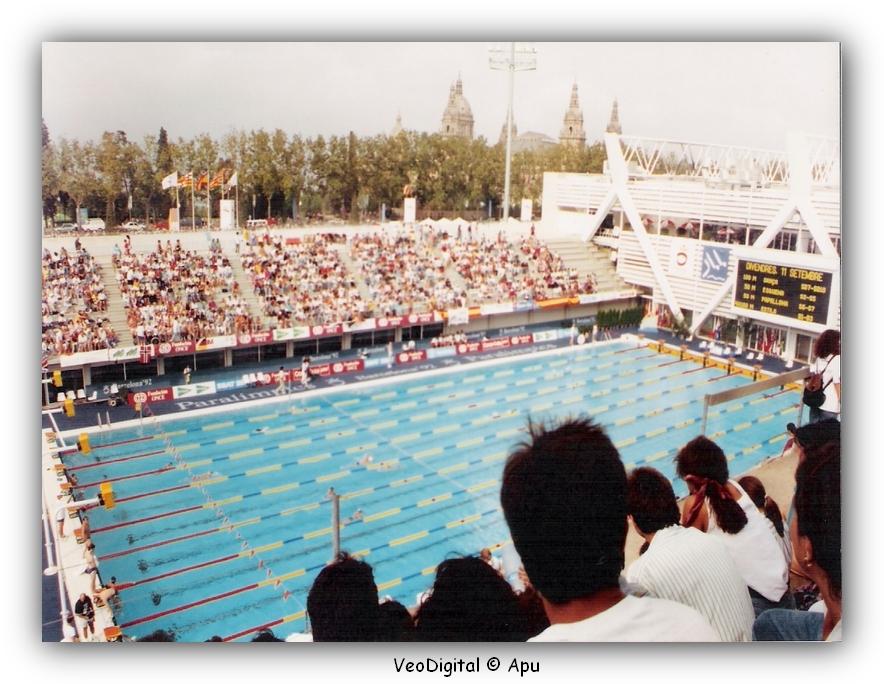 Apu barcelona veodigital juegos ol mpicos y paral mpicos for Piscina olimpica barcelona