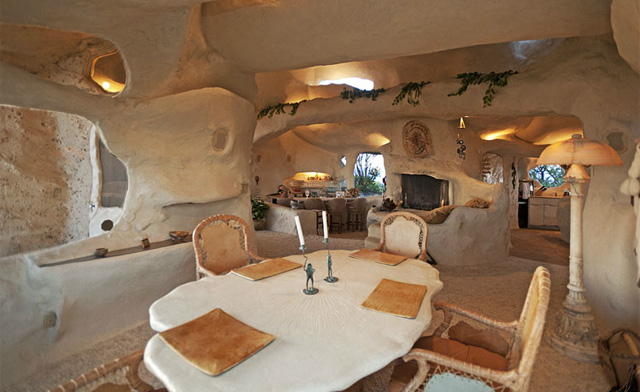 Casa dos Flintstones - suite