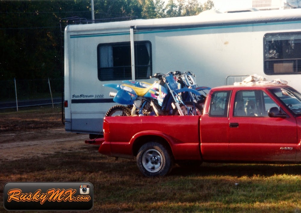 1995 TM 250 2 Strokes