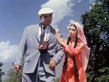 Old Hindi Movie Kashmir Ki Kali Songs Download