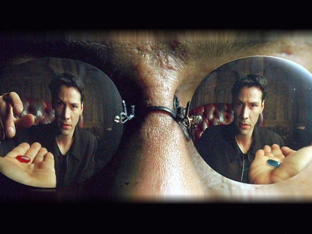 Βγαίνοντας απ' το Matrix