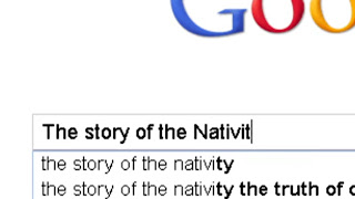 story of the Nativity, social media, web 2.0
