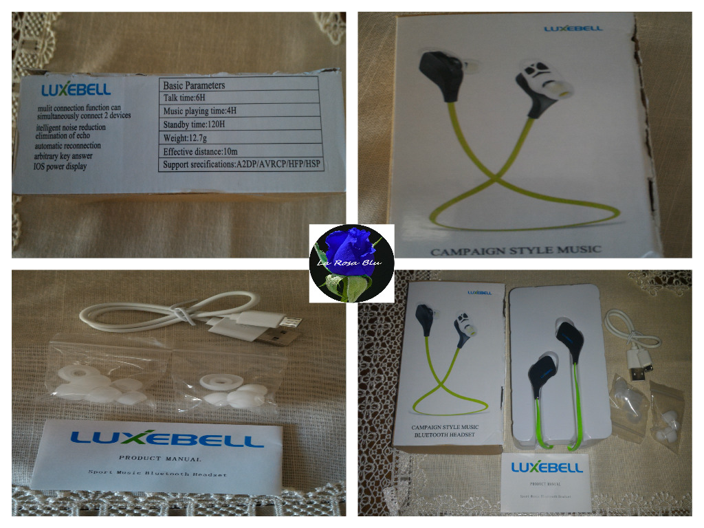 CUFFIE WIRELESS LUXEBELL
