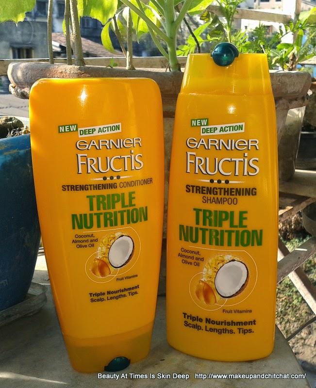Garnier triple nutrition