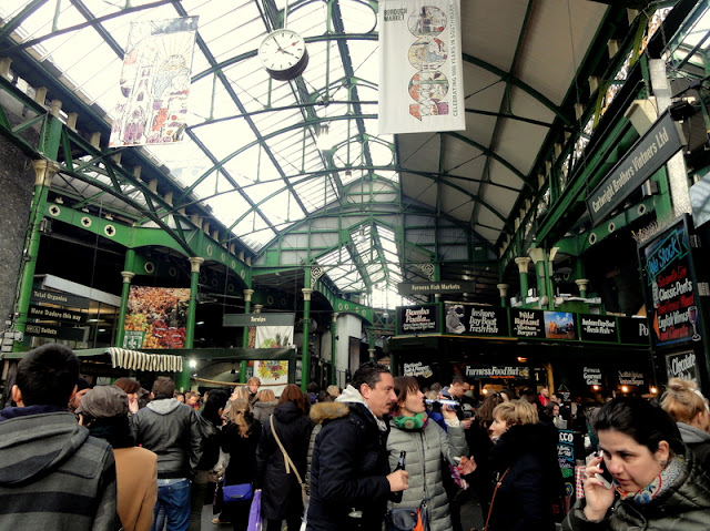 Must for every Foodie visiting London: Borough Market