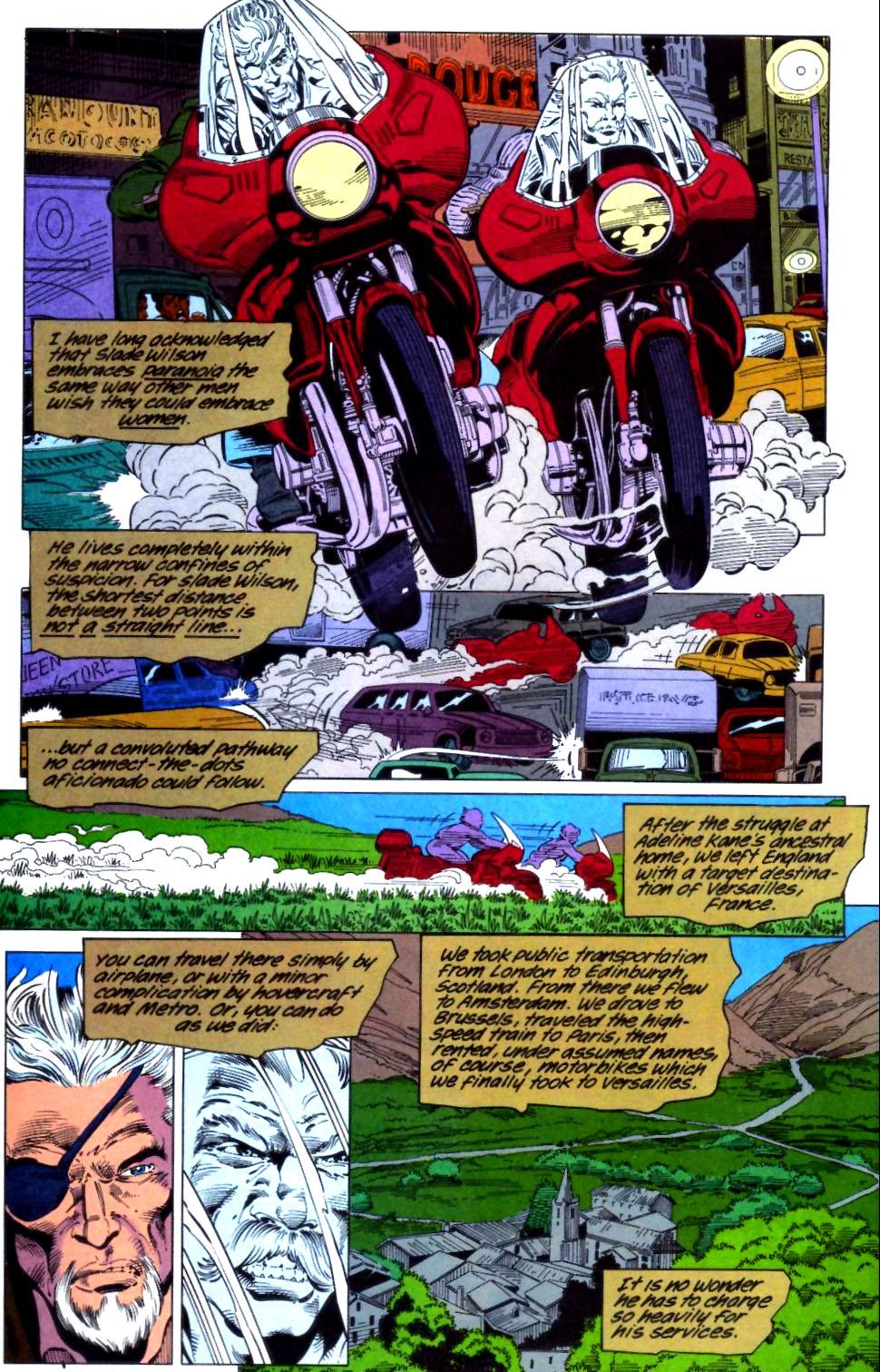 Deathstroke (1991) Issue #28 #33 - English 3