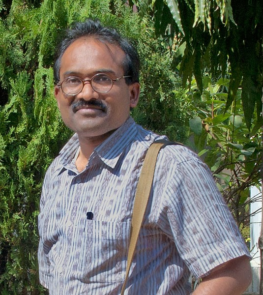 E.Kiran Mohan