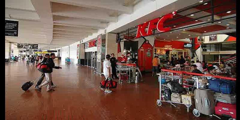 Daftar Resto/Kantin di Bandara Soekarno Hatta