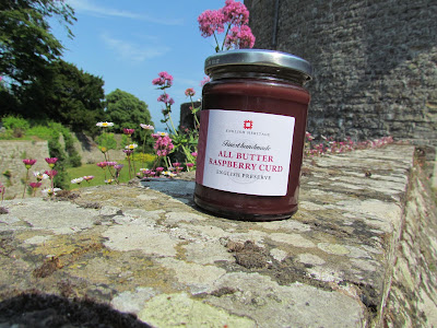 Walmer Castle, Queen Mother, royal residence, summer, gardens, Henry VIII, day trip, English Heritage, UK, visit, tourist, bridge, battlements, defence, old, bricks, fortress, gift shop, all butter raspberry curd, tasty, treat