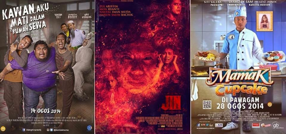 Filem Tempatan Kita Gambarkan Betapa Rendah Mentaliti Orang Malaysia