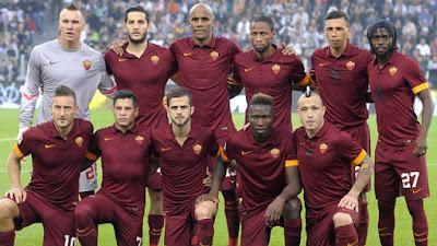 Daftar Skuad Pemain AS Roma 2015-216