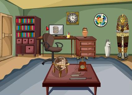 Escape Archaeologist Office