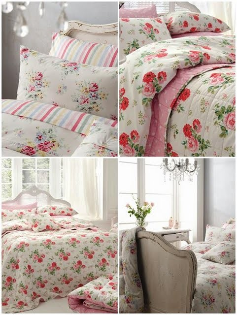 The farmhouse porch cath kidston inspired girls room for Cath kidston style bedroom ideas