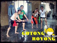 Gotong royong on SATs!!!!