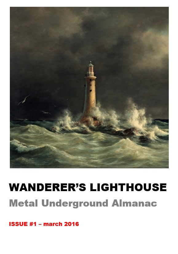 Wanderer's Lighthouse fanzine is out!