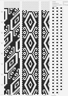 Жгут из бисера 10 бисерин схема фото 772