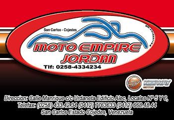 MOTO EMPIRE JORDAN C.A.